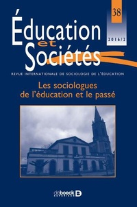 Education et Sociétés N° 38, 2016/2.pdf