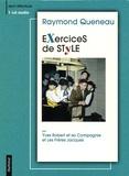 Raymond Queneau - Exercices de style. 1 CD audio
