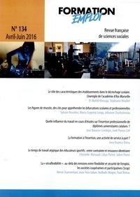 Centre d'études et de recherch - Formation Emploi N° 134, octobre-déce : Pêle-mêle.