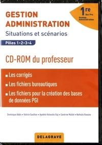 Gestion Administration 1re Bac Pro - Situations et scénarios.pdf
