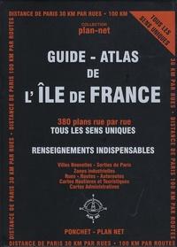 Ponchet - Guide Plan Net de l'Ile-de-France.