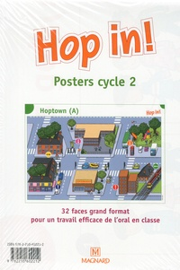 Magnard - Hop in! - Posters cycle 2.