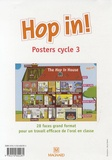 Magnard - Hop in! - Posters cycle 3.