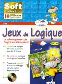 Jeux de logique. Le développement de lesprit en samusant! CD-ROM.pdf