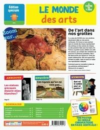 Rue des écoles - Le monde des arts - De l'art dans nos grottes.