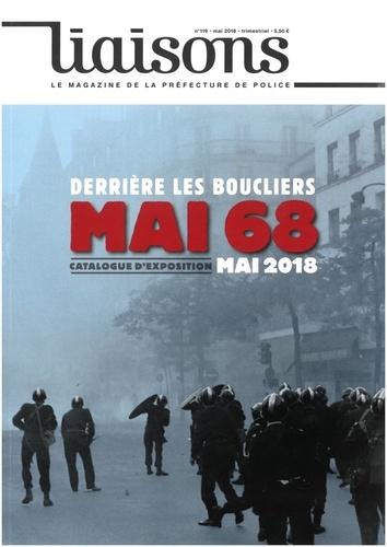 Agnès Canavélis - Liaisons N° 119, mai 2018 : Derrière les boucliers, mai 2018 - Catalogue d'exposition.