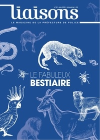 Agnès Canavélis - Liaisons N° 121, juin 2019 : Le fabuleux bestiaire.