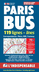 Massin - Paris Bus - 119 lignes.
