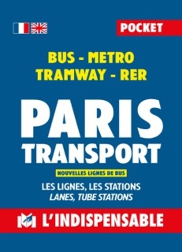 Massin - Paris transport - Bus, métro, tramway, RER.