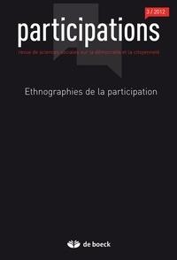 De Boeck - Participations N° 2012/3 : Ethnographies de la participation.