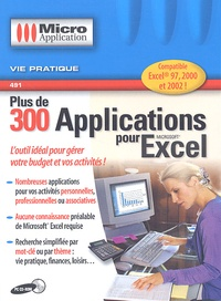 Plus de 300 applications pour Excel. CD-ROM.pdf