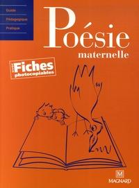Patrick Joquel - Poésie Maternelle - Avec fiches photocopiables.