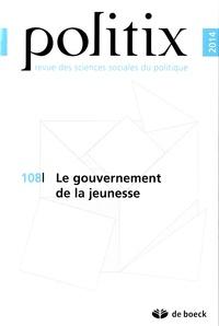 Sarah Mazouz et Sébastien Roux - Politix N° 108/2014 : Le gouvernement de la jeunesse.