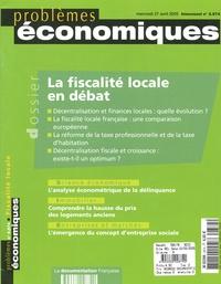 Luc Saïdj et Olivier Verheyde - Problèmes économiques 2.874 : La fiscalité locale en débat.