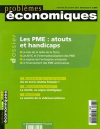 Jean-Claude Papillon et Martine Boutary - Problèmes économiques N° 2.885, Octobre 20 : Les PME : atouts et handicaps.