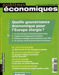Wladimir Andreff et Christian de Perthuis - Problèmes économiques N° 2849, mercredi 7 : L'élargissement de l'Union européenne.