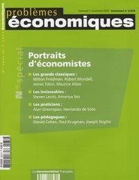 The Economist et Gilles Dostaler - Problèmes économiques N° 2934, mercredi 7 : Portraits d'économistes.