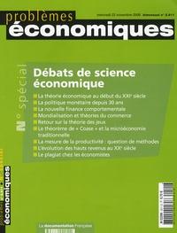 Radu Vranceanu et Sophie Brana - Problèmes économiques N° Spécial 2/911, No : Débats de science économique.