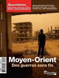 Serge Sur et Sabine Jansen - Questions internationales N° 103-104, septembr : Moyen Orient : des guerres sans fin.