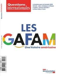 Serge Sur et Sabine Jansen - Questions internationales N° 109, septembre-oc : Les gafam : une histoire américaine.