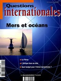 Serge Sur et Olivier Nay - Questions internationales N° 14 juillet-août 2 : Mers et océans.