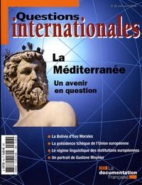 Serge Sur - Questions internationales N° 36, Mars-Avril 20 : La Méditerranée - Un avenir en question.