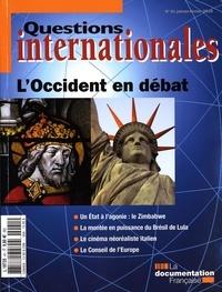 Serge Sur - Questions internationales N° 41 : L'Occident en débat.