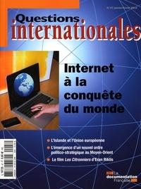 Serge Sur - Questions internationales N° 47, janvier-févri : Internet à la conquête du monde.