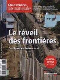 Serge Sur - Questions internationales N° 79-80, Mai-août 2 : Le réveil des frontières - Des lignes en mouvement.
