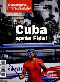 Serge Sur et Gilles Andréani - Questions internationales N° 84, mars-avril 20 : Cuba après Fidel.