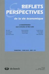 Marc Labie - Reflets & Perspectives de la vie économique N° 3 : La microfinance.