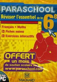 Magnard - Réviser l'essentiel de la 6e - CD-ROM.