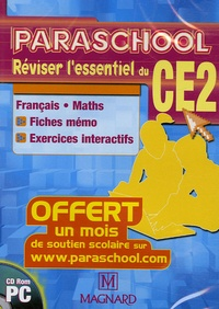 Magnard - Réviser l'essentiel du CE2 - CD-ROM.