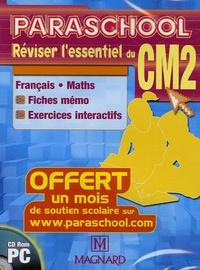 Magnard - Réviser l'essentiel du CM2 - CD-ROM.
