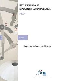 Lucie Cluzel-Métayer - Revue française d'administration publique N° 167/2018 : Les données publiques.