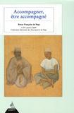 Jacques Arnould et France Bhattacharya - Revue Française de Yoga N° 39, Janvier 2009 : Accompagner, être accompagné.