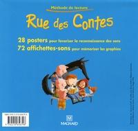 Hervé Le Goff - Rue des contes - 28 posters et 72 affichettes-sons.