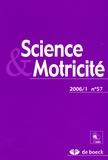 Philippe Sarrazin et Michaël Attali - Science & Motricité N° 57, 2006/1 : .