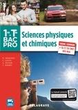 Delagrave - Sciences physiques et chimiques 1re,Tle Bac Pro - Pochette élève.