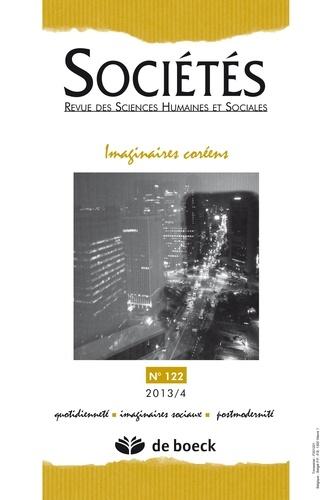 Michel Maffesoli - Sociétés N° 122/2013/4 : Imaginaires coréens.