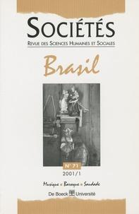 Cristiane Freitas - Sociétés N° 71/2001/1 : Brasil.