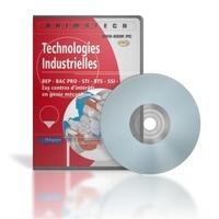 Pascal Fievet et Jacques Piglia - Technologies industrielles : les centres d'intérêts en génie mécanique - DVD-Rom PC - BEP-Bac Pro-STI-BTS-SSI-IUT.