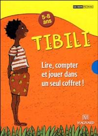 Charlet Denner - Tibili Coffret 3 CD-ROM ; J'apprends à lire avec Tibili ; J'apprends à compter avec Tibili ; Tibili et l'île de la panthère.