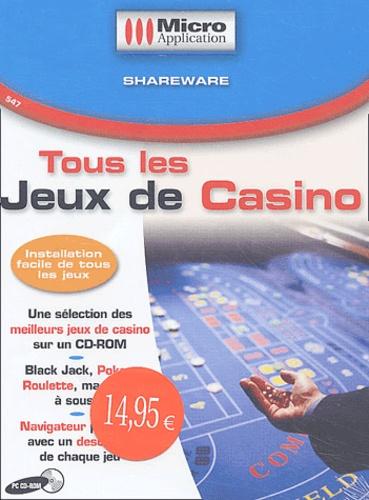 Tous les jeux de casino tunica mississippi casino shows