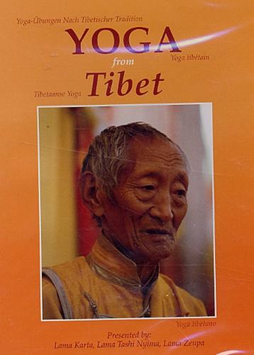 Lama Karta - Yoga Tibétain - DVD Video.