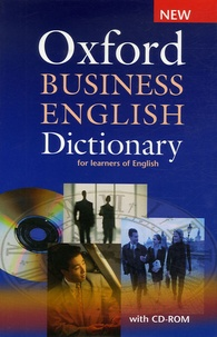 Deedr.fr Oxford Business English Dictionary - For learners of English Image
