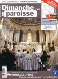 Loïc Mérian - Dimanche en paroisse N° 412, Avril-mai-ju : Participer à la liturgie. 1 CD audio