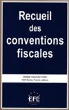Dimitar Hadjiveltchev - Recueil des conventions fiscales.