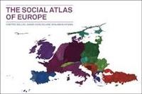 Dimitri Ballas et Danny Dorling - The Social Atlas of Europe.