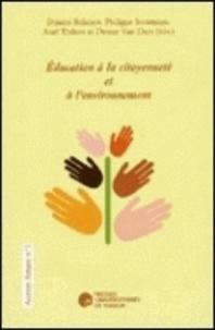 Dimitri Belayew et Philippe Soutmans - Education à la citoyenneté et à l'environnement.